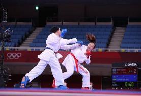 یک شانس طلای کشتی آزاد از بین رفت/ حذف دختر کاراتهکای ایران از المپیک