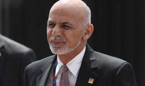 رئیسجمهور افغانستان وارد تهران شد