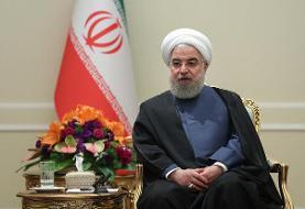 روحانی در مراسم تحلیف رئیسجمهور حضور یافت