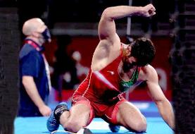 یزدانی تا طلا «۱۸» ثانیه کم آورد/ حسرت بزرگ بر دل کاروان ورزش ایران ماند