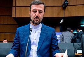 واکنش غریب آبادی به اظهارات اولیانوف: ایران هیچ محدودیتی را در تولید و صادرات نفت خود نمیپذیرد