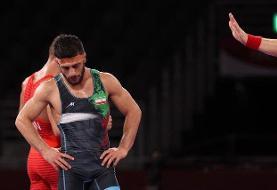 اطری پس از نرسیدن به مدال المپیک: برای مدال گوشت تنم را  آب کردم اما نشد