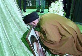« عمار حکیم» به بنیانگذار انقلاب اسلامی ادای احترام کرد