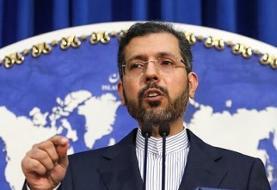 واکنش سخنگوی وزارت خارجه در پاسخ به تهدید نخستوزیر اسرائیل