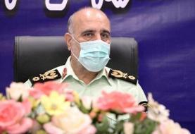 پلیس: مراسم تحلیف رییس جمهور در امنیت کامل برگزار شد