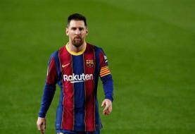 جدایی مسی از بارسلونا رسما اعلام شد