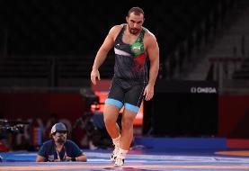 برنامه ورزشکاران ایران در روز چهاردم / رقابت آزادکاران ایران با غول های کشتی جهان