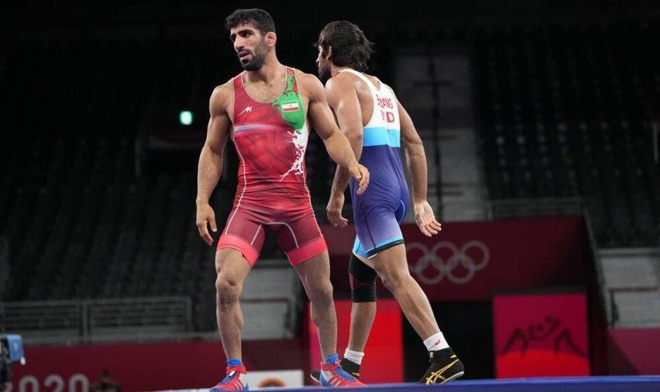 مدال برنز المپیک بر سینه «زارع» درخشید/ اسامی مدالآوران ایران در توکیو