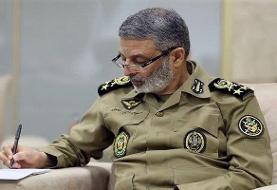 فرمانده نیروی هوایی ارتش ایران تغییر کرد
