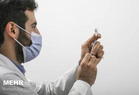 تزریق یک میلیون و ۱۲۰ هزار دوز واکسن کرونا در یک روز