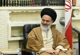 آیتالله حسینی بوشهری: فعالیت نیروهای مسلح ارائه خدمت بیمنت به مردم است