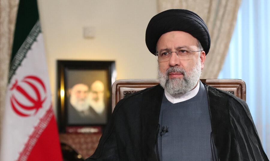 رئیسی درگذشت مرحوم حاج حیدر رحیمپور ازغدی را تسلیت گفت