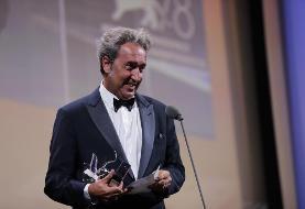 اهدا جوایز ۷۸مین جشنواره فیلم ونیز / شیرطلا به فرانسه رفت