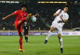 حضور ۱۰ هزار تماشاگر در بازی ایران و کرهجنوبی