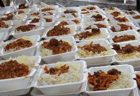 توزیع بیش از ۴.۹ میلیون پرس غذا میان نیازمندان تهران از ابتدای محرم تا کنون