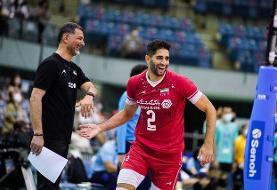 عطایی: خوشحالم مردم ایران شاد شدند/ عبادی پور: بازی سنگینی برابر ژاپن داشتیم