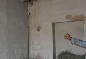 خسارت زلزله به ۴۲ روستای خراسان رضوی