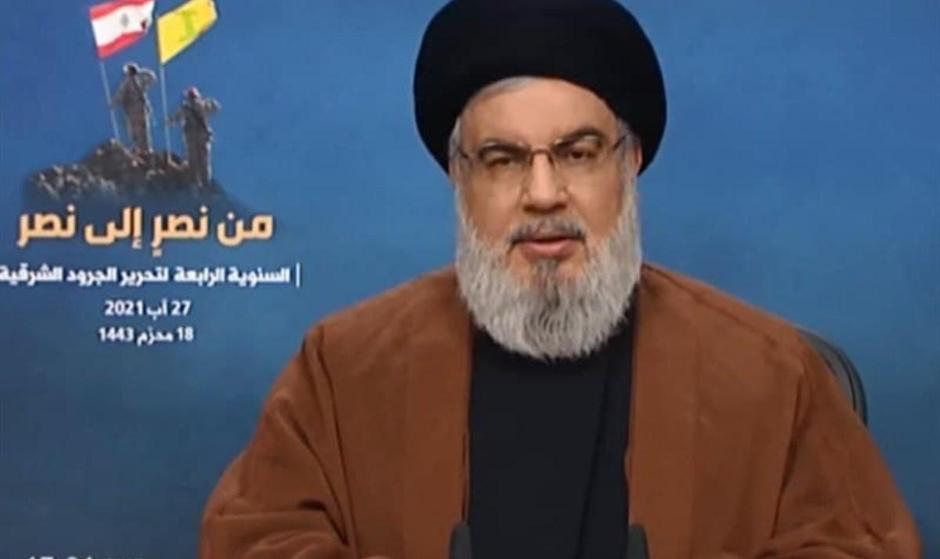 سید حسن نصرالله: سوخت خریداری شده از ایران، پنجشنبه وارد لبنان می شود