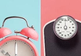 علت اصلی چاقی تغییر ساعت بدن است نه پرخوری