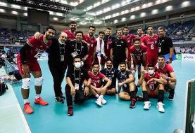 میزبانی عجیب ژاپن از تیم های ملی والیبال/ شاگردان عطایی مصمم تر از گذشته