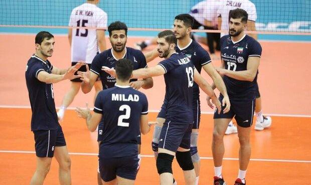 تایلند هم برابر والیبالیستهای ایران مغلوب شد/ جدال با یک ایرانی