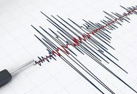 ثبت چهارمین زلزله امروز قوچان