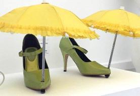 اختراعاتی که به درد نمیخورد | از چتری برای کفشها تا جادستمالی سیار