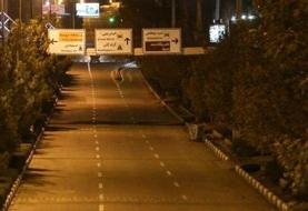 لغو منع تردد شبانه به پلیس راهور پایتخت ابلاغ نشده است