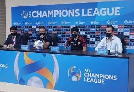 گلمحمدی: جو ورزشگاه برای حریفان استقلال وحشتناک است