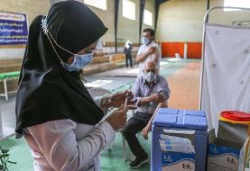 آمار تفکیکی واکسیناسیون کرونا در ایران تا ۲۳ شهریور |۱۲ میلیون نفر هردو دوز واکسن را زدند