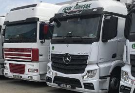 خبرهای خوش برای کامیونداران و کامیونهای رسوبی مانده در گمرک