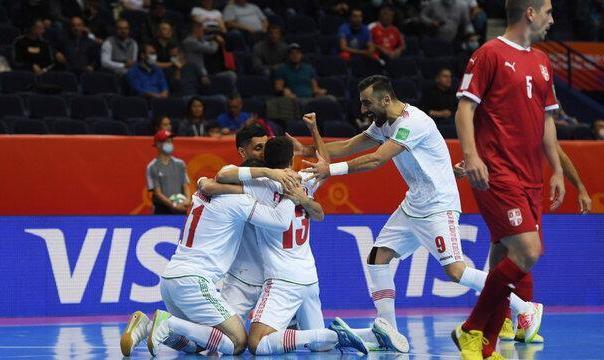 برنامه بازیهای مرحله یکهشتم نهایی جام جهانی فوتسال