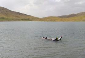نوجوان ۱۴ ساله در سد اکباتان غرق شد