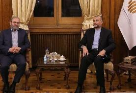 وعده امیرعبداللهیان به حزبالله لبنان