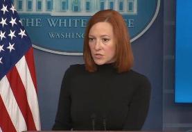 سخنگوی کاخ سفید: بایدن معتقد است که دیپلماسی با ایران بهترین راه است
