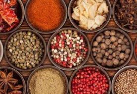 ادویه&#۸۲۰۴;هایی با بیشترین میزان ویتامین و آنتی اکسیدان