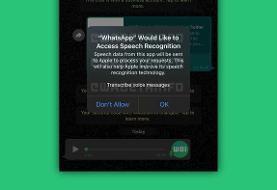 تبدیل پیامهای صوتی به متن، قابلیت جدید واتساپ