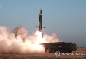 کره شمالی دو موشک بالستیک کوتاه برد شلیک کرد