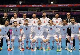 پیروزی دشوار ایران مقابل آمریکا/ شاگردان ناظمالشریعه صعود کردند