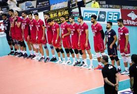 ایران ۳- کره جنوبی صفر/ صعود والیبال ایران به نیمه نهایی آسیا قطعی شد