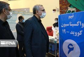 وزیر بهداشت: بازگشایی مدارس مستلزم واکسینه شدن تمامی دانش آموزان است