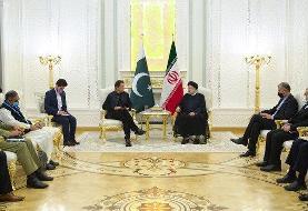 رئیسی در دیدار نخست وزیر پاکستان: ظرفیتهای ارزشمندی برای گسترش مناسبات بین تهران و اسلام آباد ...