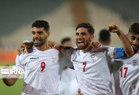 بازگشت تیم ملی فوتبال ایران به رتبه نخست آسیا