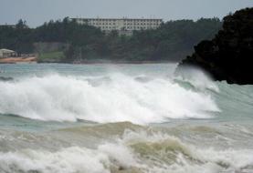 طوفان چانتو به غرب ژاپن نزدیک میشود