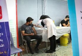 لغو شرط سنی واکسیناسیون در مراکز تجمیعی مشهد