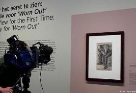 مرد خسته ونگوگ نخستین بار پس از ۱۳۹ سال در آمستردام روی دیوار میرود