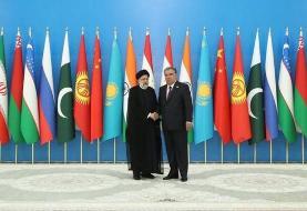 بیانیه وزارت خارجه درباره عضویت ایران در سازمان شانگهای