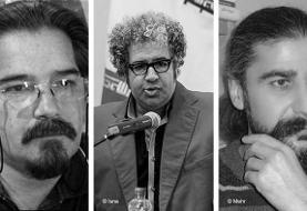 جایزه سالانه انجمن قلم آمریکا برای سه نویسنده زندانی ایرانی