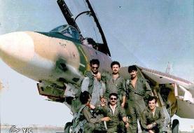 تصاویر | این خلبان ایرانی توانست پایگاه هوایی ناصریه رژیم بعثی را نابود کند؟ |  خلبانی که ...