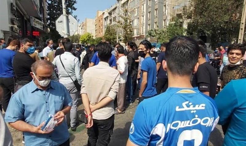 باشگاه استقلال تهدید کرد؛ اینجا تجمع نکنید!